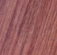 Bubinga Harp houtsoort