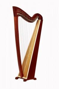 Keltische Harp - Karneol